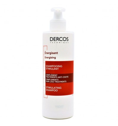 Dercos de Vichy Shampooing Stimulant Aminexil 400 ml