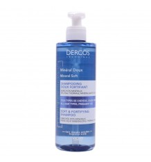 Dercos Mineral Doux Shampoo Mineral Soft Fortifying 400ml