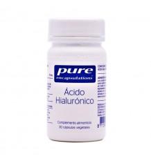 Pure Encapsulation De L'Acide Hyaluronique 30 Capsules Végétales