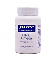 Pure Encapsulations ONE Omega 60 Pearls