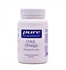 Reine Verkapselungen EINE Omega 60 Perlen