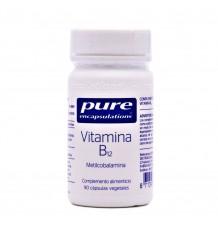 Pure Encapsulations Vitamina B12 90 Cápsulas Vegetales