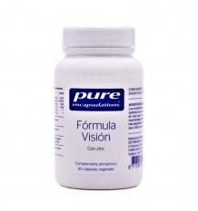 Pure Encapsulations Formula Vision 60 Vegetable Capsules