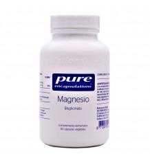 Pure Encapsulations Magnesio 90 Cápsulas Vegetales
