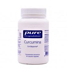 Pure dispositifs d'encapsulation de la Curcumine De 60 Gélules Végétales de la MOBILITÉ
