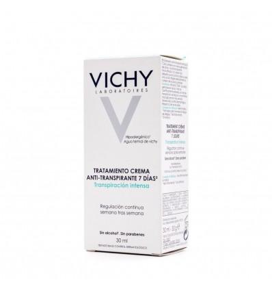 Vichy Tratamiento Antitranspirante 7 Días Crema 30ml