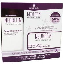 Neoretin Discrom Control Serum Booster 30 ml + 6 Discos Despigmentantes