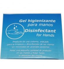 Gel Higienizante Para as Mãos Sobre Monodose 1.5 ml