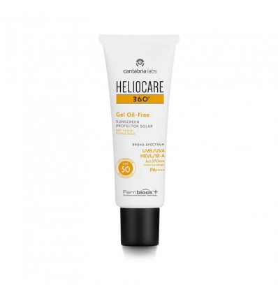 Heliocare 360 Gel Oil Free 50 50 ml
