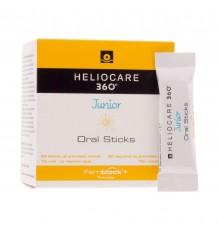 Heliocare 360 Junior Orale bâtonnets de 20 Enveloppes