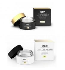 Isdinceutics Âge Inverse de la Crème de Jour 50ml + Crème de Nuit 50 ml Pack Duplo