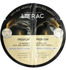 Lierac Máscara Facial Premium 6ml+6ml Duplo