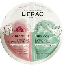 Lierac Máscara Facial Hydragenist 6ml Sebologie 6ml