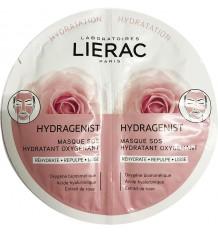 Lierac Gesichtsmaske Hydragenist 6ml Doppelte Hydratation der Haut
