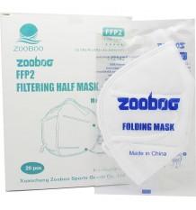 Mascarilla FFP2 NR Zooboo 1 Unidad