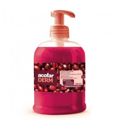 Acofarderm Soap Hands Granada 500 ml