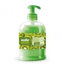 Acofarderm Soap Hands Kiwi 500 ml
