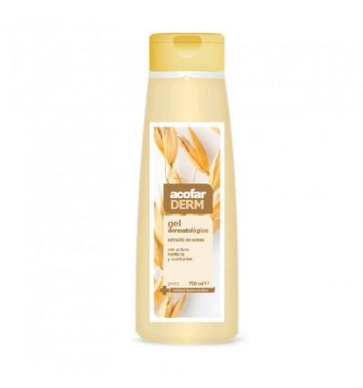 Acofarderm Gel de Baño Avena Ph 5.5 750 ml