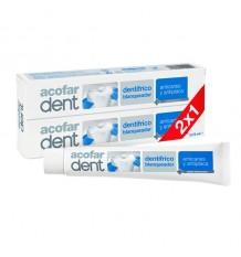 Acofardent Pasta dentifrica Whitening 75 ml Duplo