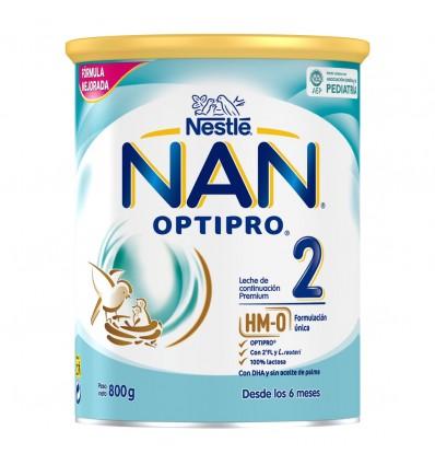 Nan Optipro 2 800 gramos