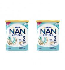 Nan Optipro 3 800g+800g duplo promoção