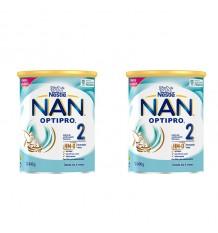 Nan Optipro 2 800g+800g duplo promoção