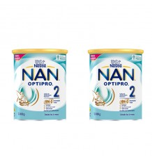 Nan Optipro 2 800g+800g duplo promocion