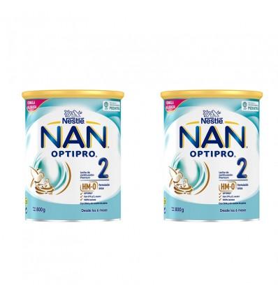 Nan Optipro 2 800g+800g duplo promotion