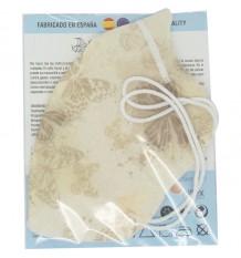 Deanshield Mascarilla Reutilizable Higienica Adulto Dorada Mariposas