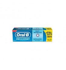 Oral-B Pro-expert Multi Proteção 3 em 1 75ml + 25ml