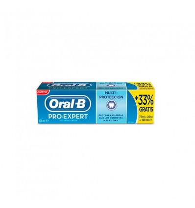 Oral B Pro expert Multi Proteccion 3 en 1 75ml + 25ml