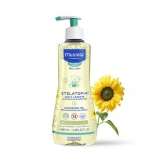 Mustela Stelatopia Bath Oil Shower 500ml