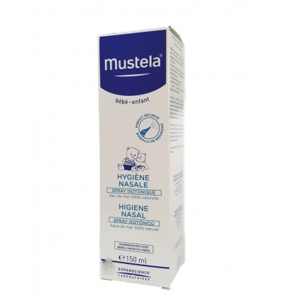 Mustela Spray Isotonico Higiene Nasal 150 ml