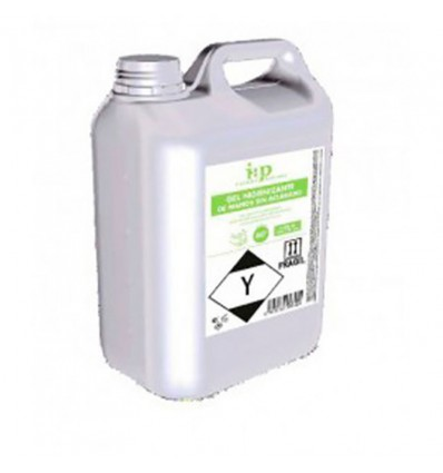 Iap Pharma Gel Hidroalcoholico Higienizante 80º Álcool 5 Litros