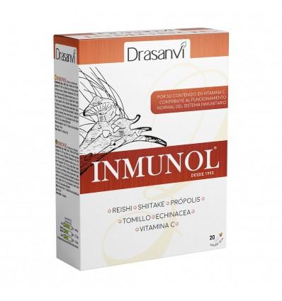 Imunol 20 ampolas