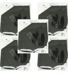 Mascarilla FFP2 NR Promask 1 Unidad Negra 5 Unidades