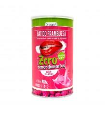 Batido de Proteína Vegetal framboesa 420 g Zero arrependimentos Drasanvi