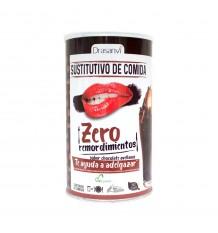 Batido de Substituição, Chocolate, Avelãs 520 g Zero arrependimentos Drasanvi