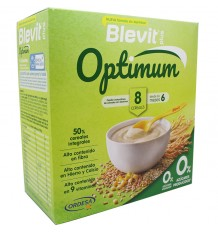 Blevit Optimum 8 Cereais 400g