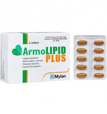Armolipid Plus Colesterol 30 Comprimidos