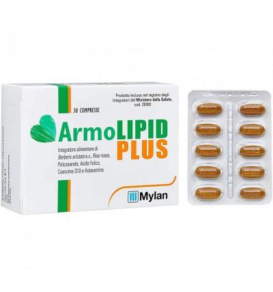 Armolipid Plus Colesterol 30 Comprimidos