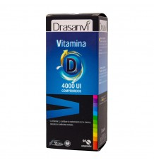 Vitamin D3 4000ui 90 Tabletten Drasanvi