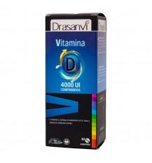 Vitamina D3 4000ui 90 Comprimidos Drasanvi