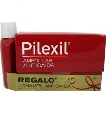 Pilexil Ampollas Anticaida 15 Unidades + Champu Pilexil 100ml