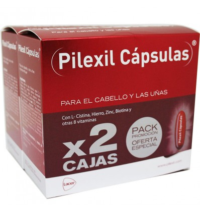 Pilexil Cápsulas 100+100 Pack Oferta