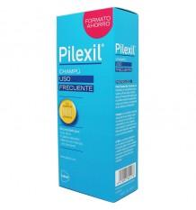 Pilexil Utilisation Fréquente Shampooing 500 ml Format d'Enregistrement