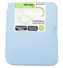 Caja Portamascarillas 130x105 Azul