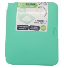 Caja Portamascarillas 130x105 Verde