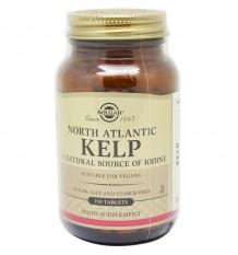 Solgar Kelp Iodo De 250 Comprimidos