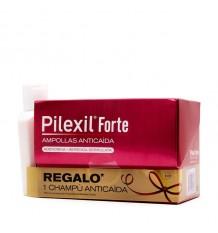 Pilexil Forte Ampollas Anticaida 15 Unidades + Champu Pilexil 100ml
